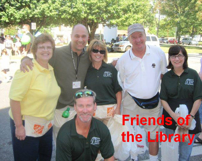 Friends of Ridley Library Book Sale