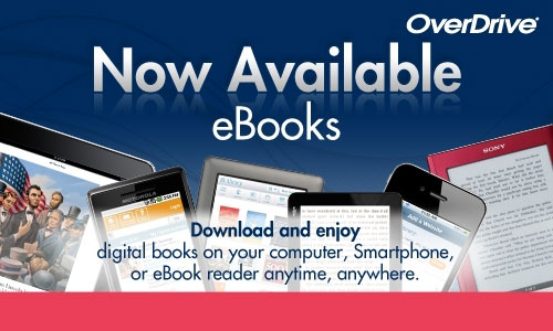 eBooks and other digital media are available through Ridley Library